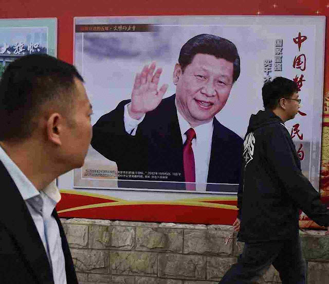 Xi Jinping, o Big Brother se perpetua
