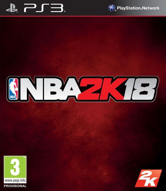 NBA.2K18.PS3 DUPLEX - NBA 2K18 PS3-DUPLEX 2018