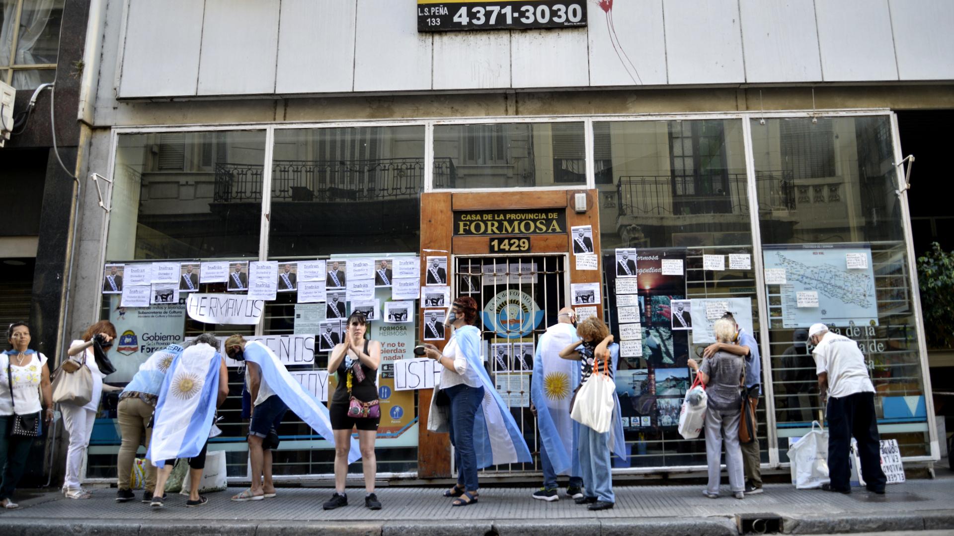 """Fuerte mensaje de la oposición al gobierno por la situación en Formosa: """"No confundan barbijo con bozal"""""""