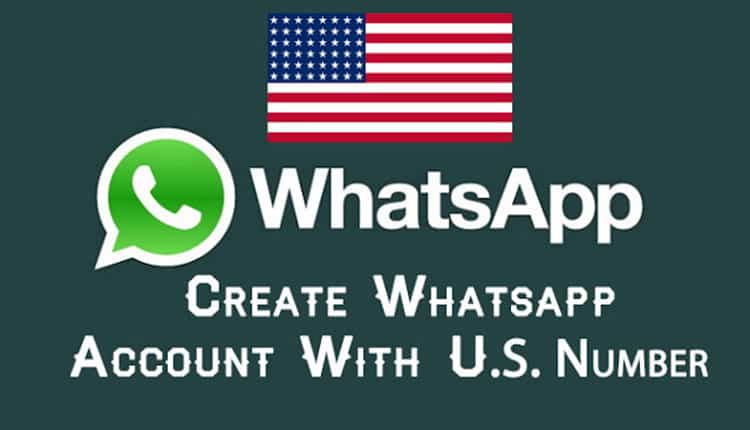 How Do I Get a Us Number That I Can Use on Whatsapp Permanently?