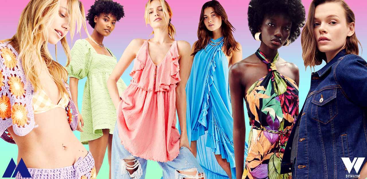 Moda 2022 Tendencias de moda primavera verano 2022