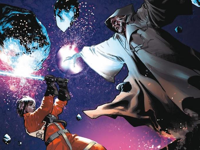 Crítica de STAR WARS de Jason Aaron (ómnibus 2), el descenso