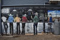 Gunning Street Art | Michael Fitch