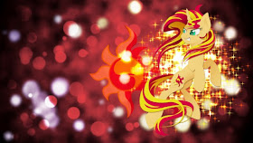 Bronies Chile Wallpapers Sunset Shimmer