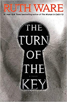 The Turn of the Key by Ruth Ware book cover and review