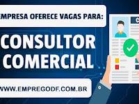 Emprego para Comercial Interno (R$ 1.090,00) - 10.06.19