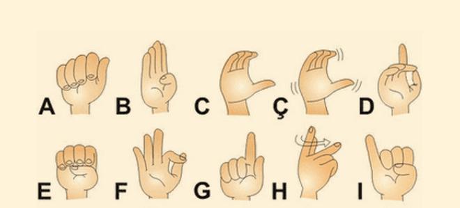 Linguagens de sinais