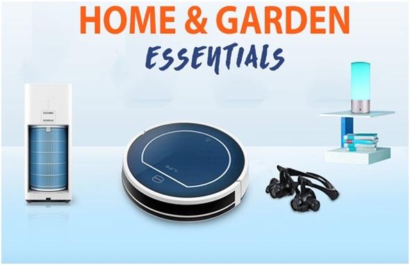 Gearbest lanza ofertas flash de hogar y jardinería