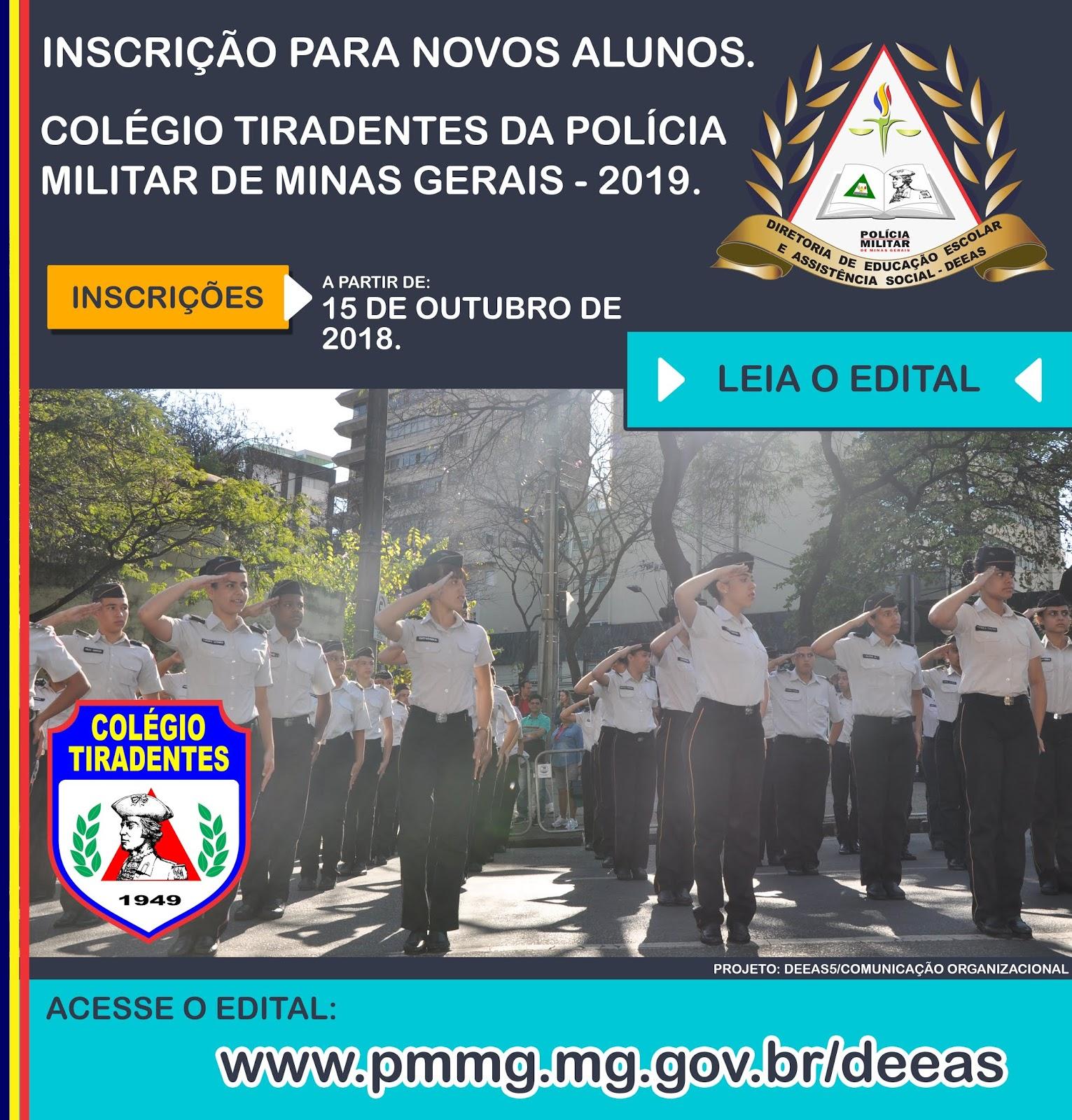 Colégio Tiradentes da Polícia Militar de Minas Gerais -Uberlândia ... 25324cac2bf5f