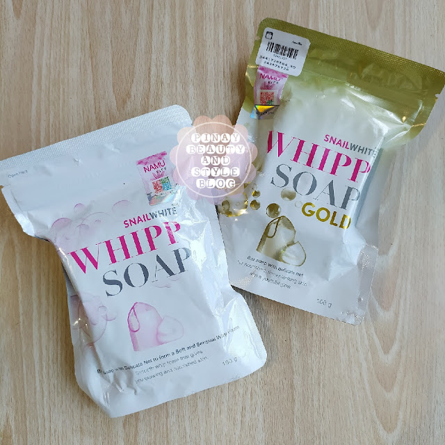 SnailWhite Whipp Soap VS Snail White Gold Namu Whitening Soap Review - Are They Effective Skin Whiteners?
