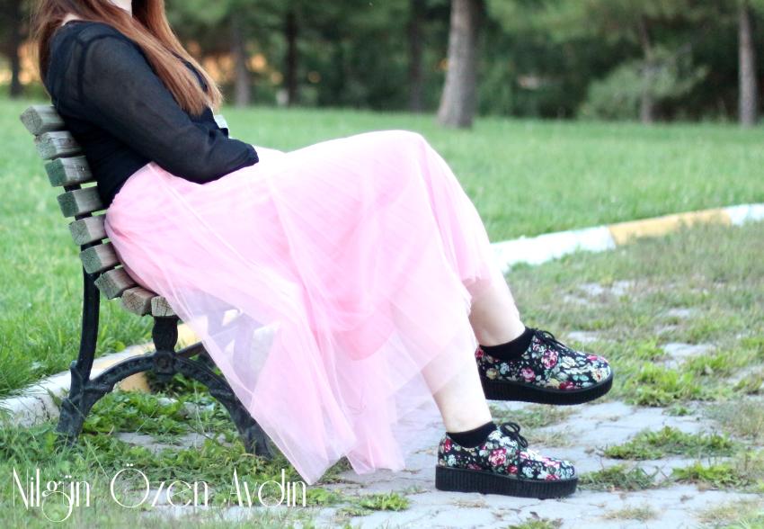 www.nilgunozenaydin.com-banggood-çiçekli spor ayakkabı-moda blogu