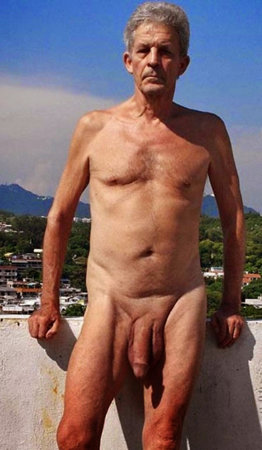 pics of naked grandpas
