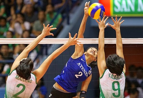 Alyssa Valdez shuts down DLSU with 25 points-22 attacks