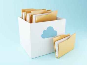 10.Use cloud storage