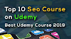 Take Udemy's $259 SEO Course Free And Work At Good Quality SEO...!!