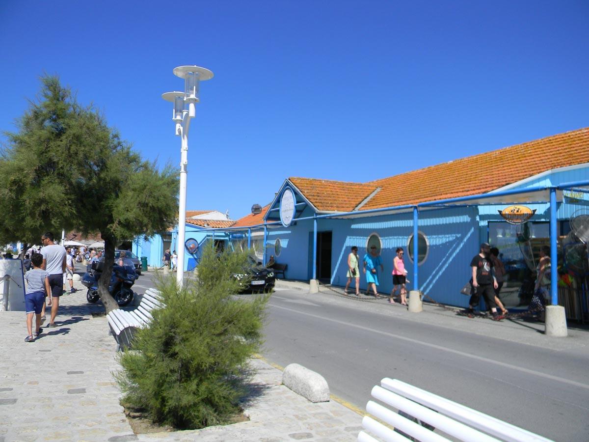 Port de la Côtinière, île d'Oléron