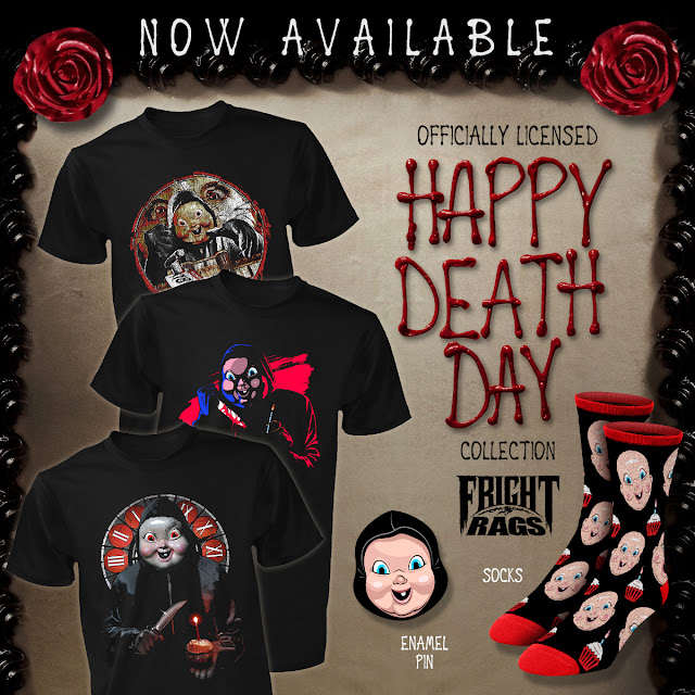 Happy Death Day merchandise image