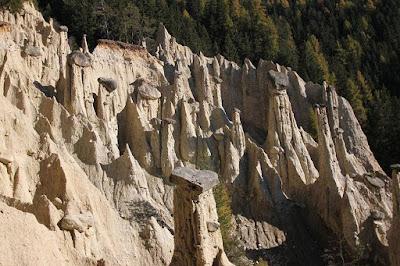 Piramidi di Segonzano (Trento) - Travel Blog Viaggynfo