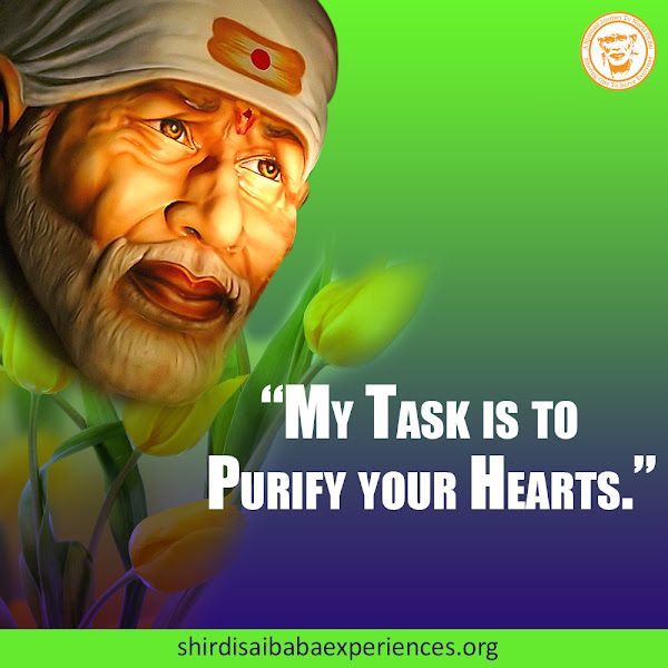 Sai Baba Appears as Black Idol in Dream - Experience Of Anjali