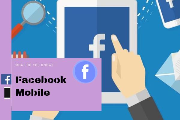 On Mobile Facebook<br/>