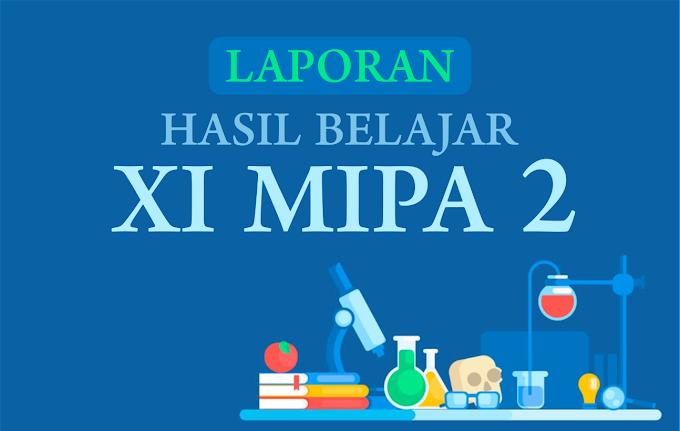 RAPOR XI MIPA 2