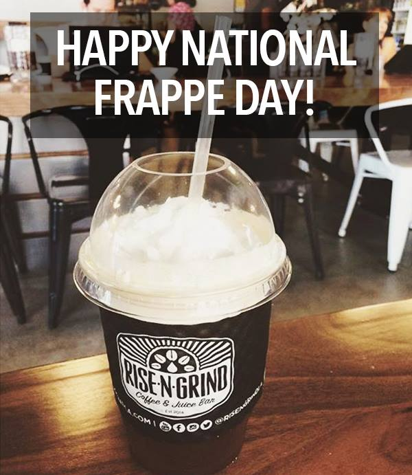 National Frappe Day Wishes Images