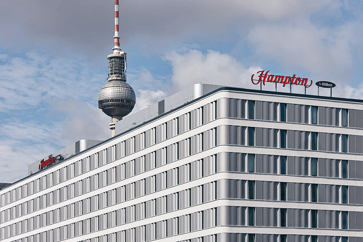 Hampton by Hilton, Alexanderplatz Berlin Review