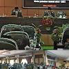 DPRD Sungai Penuh Gelar Rapat Paripurna Usulan Pemberhentian Wali Kota dan Wakil Wali Kota