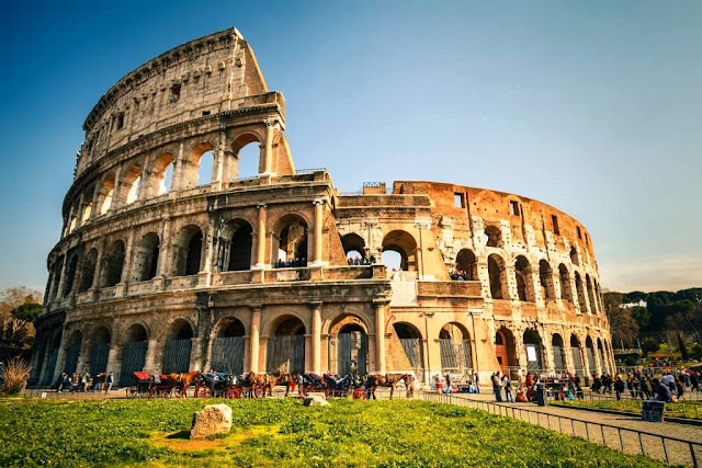 01. The Roman Colosseum