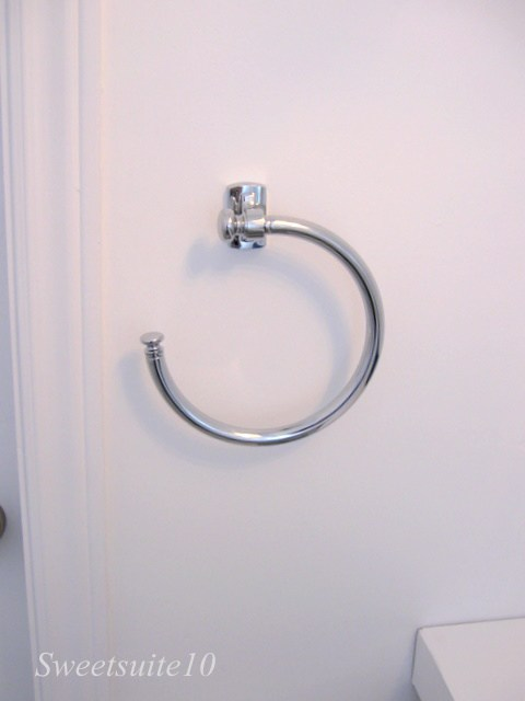 New Towel Ring