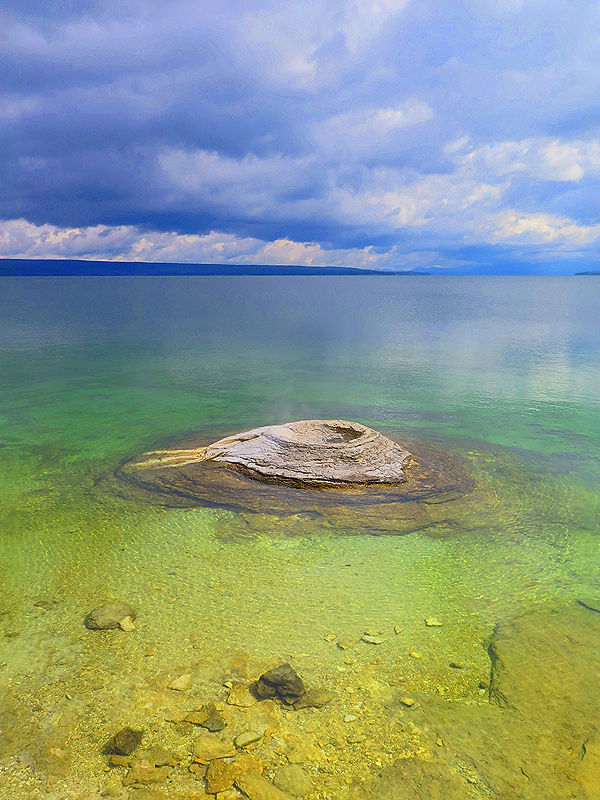 Fishing Cone Geyser