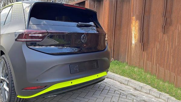 Volkswagen ID3 GTX: esportiva elétrico é mais rápido que Golf R