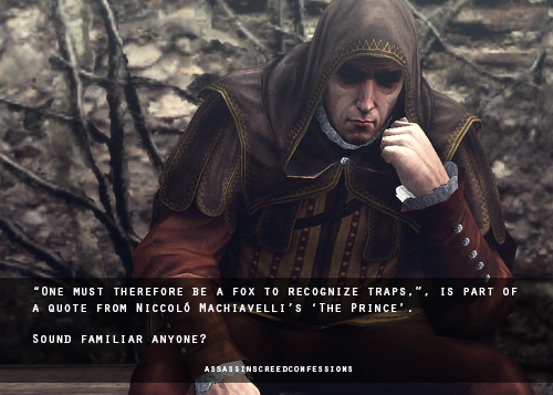 Assassin's Creed inspirational quotes