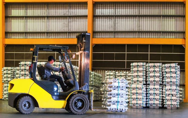 business warehouse renting forklift company hydraulic forklifts pallet jack