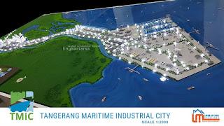jasa-maket-sekolah-tangerang-maritime-industrial-city