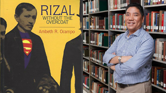 Rizal Without the Overcoat, Ambeth Ocampo