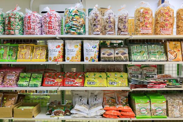 台中豐原金果維根超市,台中首家純素超市,餅乾雜糧飲品用品都有