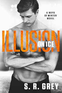 Illusion on Ice by SR Grey