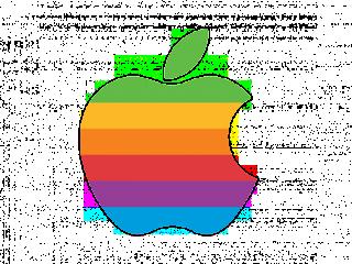 apple-rainbow-color-logo