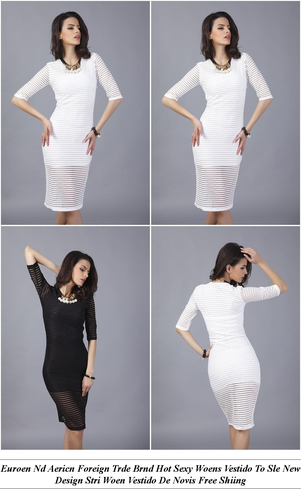 Pretty White Summer Dresses - Ladies Dress Sale In Mumai - Cocktail Dresses Online India