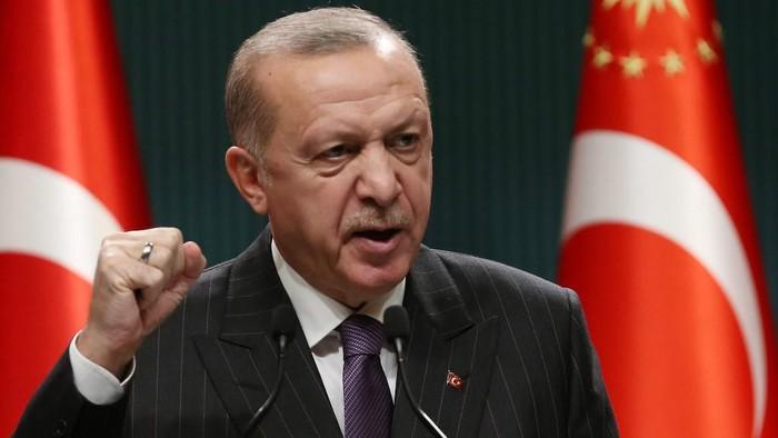 Presiden Erdogan: Seluruh Dunia Harus Tahu 'Israel Negara Teroris'!