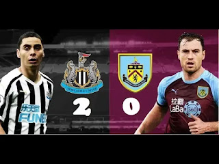 Newcastle United vs Burnley 2-0 Football Highlights and Goals 2019