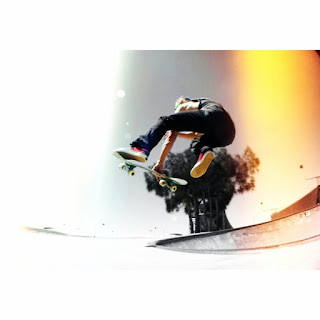 Mark Jansen Adelaide Skate Park