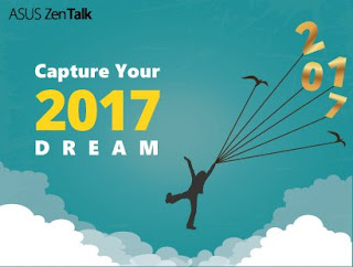Capture your Dreams and Win Zenfone 3