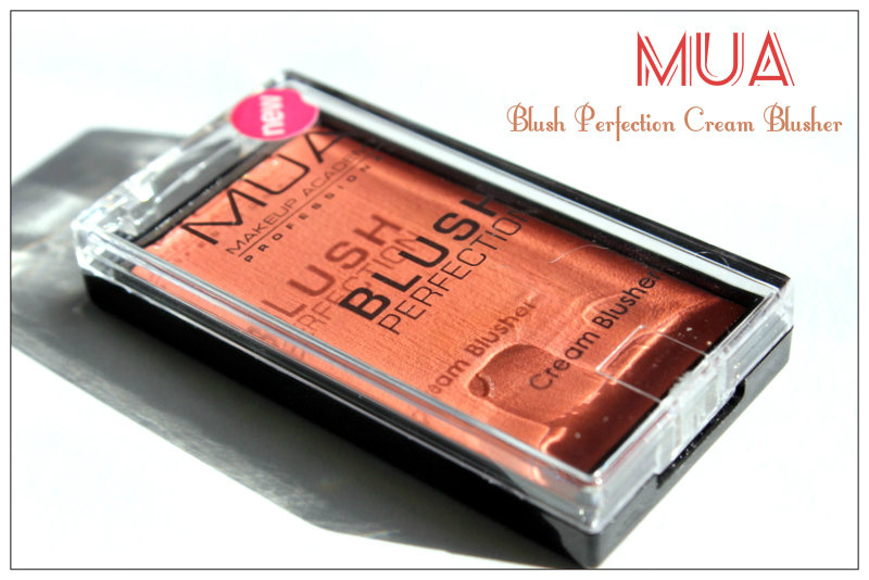 Review: MUA Blush Perfection Cream Blusher (Dolly)