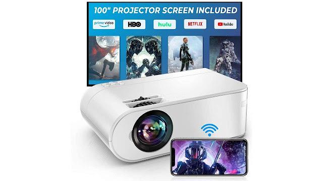 YABER V2 wifi Mini 7500L Projector