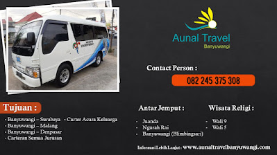Travel Denpasar Banyuwangi Harga Murah Terjangkau