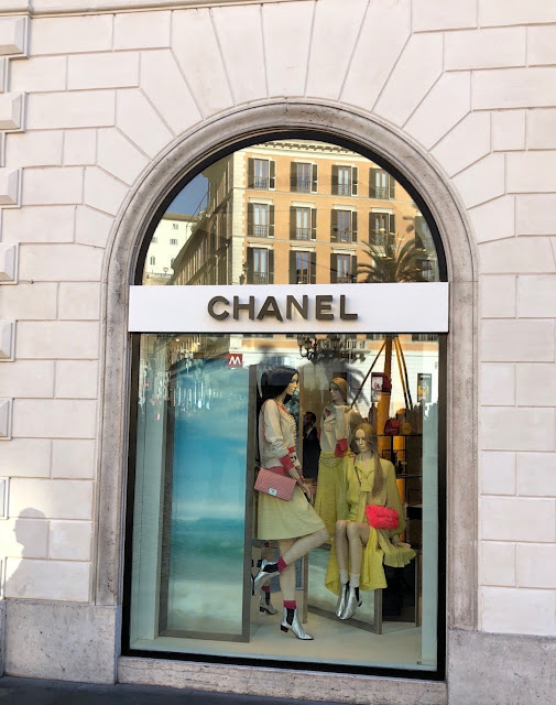 CHANEL BOY BAG AND SHOES not-a-replica