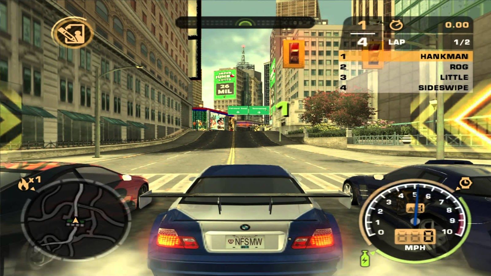 Need for speed most wanted for windows