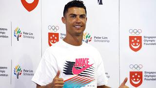 Você pode ganhar um milhão de dólares por uma postagem no Instagram? Parece que Cristiano Ronaldo faz isso